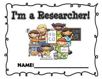 Nonfiction Research Book Report