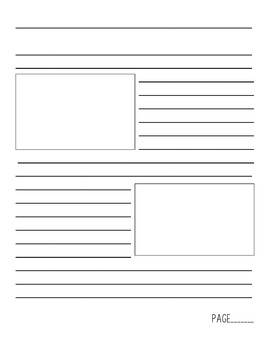 Nonfiction Research Organizers and Templates