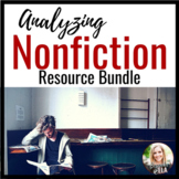 Nonfiction Resource Bundle- Graphic Organizers, Question S