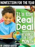Nonfiction Resources for the Year (The Bundle)