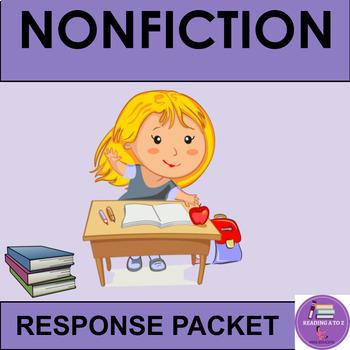 Nonfiction Response activities