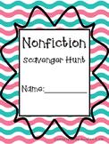 Nonfiction Scavenger Hunt