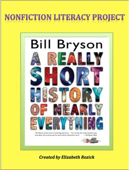 Nonfiction Science Book Study: A Really Short History of N