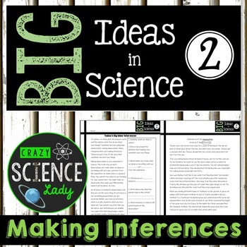 Nonfiction Science Close Reading 2: Making Inferences