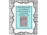 Nonfiction Story Elements and Sequencing Details in Nonfic
