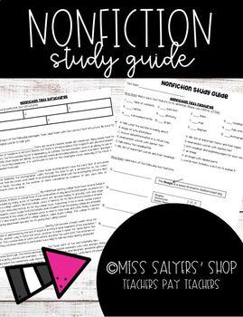 Nonfiction Study Guide