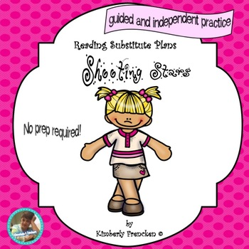 Shooting Stars: Two complete Non-Fiction Passages with Printables