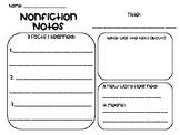 Nonfiction Summary Notes