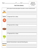 Nonfiction Summary Organizer