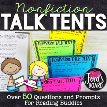 Over 50 Reading Response Questions and Prompts - Nonfiction