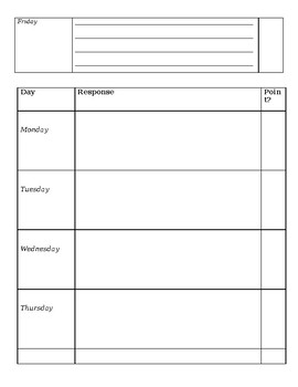 Nonfiction Text Analysis Packet