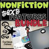 Nonfiction Text Feature Activities & Power Point Bundle