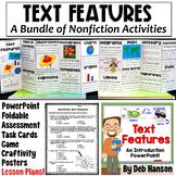 Nonfiction Text Feature BUNDLE