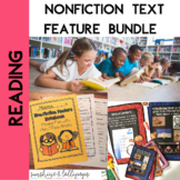 Non Fiction Text Features Posters, Lesson Plan  Response S