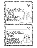 Nonfiction Text Feature Book Literacy.RI.2.5, Literacy.RI.