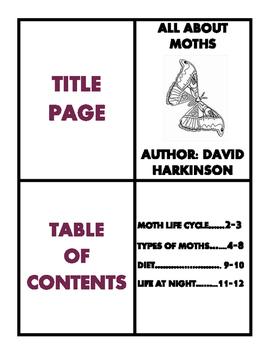 Nonfiction Text Feature Match