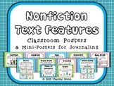 Nonfiction Text Feature Posters and Mini-Posters