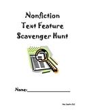 Nonfiction Text Feature Scavenger Hunt!