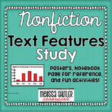 Nonfiction Text Features Study
