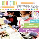 #SPRINGSAVINGS Nonfiction Text Feature Surgery