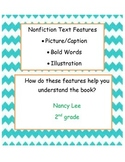 Lesson Plan Nonfiction Text Features