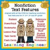 3rd Grade Reading Non-Fiction Text Features