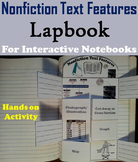 Nonfiction Text Features Activity 6th 5th 4th 3rd Grade Reading Comprehension