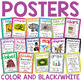 Nonfiction Text Features Posters, Activities, and Assessments