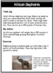 Nonfiction Text Features Reference Booklet