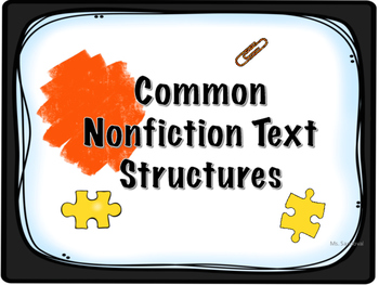 Nonfiction Text Features Bookmarks Freebie