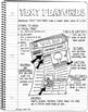Nonfiction Text Features Anchor Chart