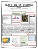 Nonfiction Text Features Assessment