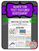 Nonfiction Text Features Assessment (w/ 3 short answer response)