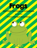 Nonfiction Text Features Assessment FROG