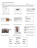 Nonfiction Text Features Assessment using RAZ Book