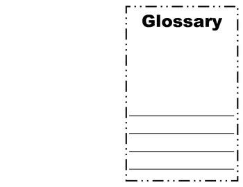 Nonfiction Text Features Book