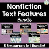 Nonfiction Text Features Bundle