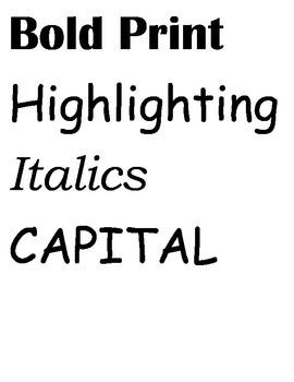 Nonfiction Text Features Bulletin Board Pieces