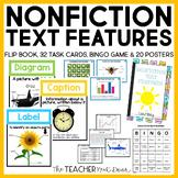 Nonfiction Text Features | Nonfiction Text Features Activities