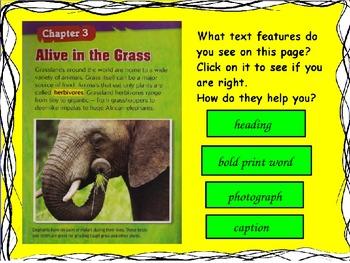 Nonfiction Text Features Common Core Powerpoint