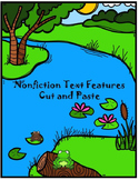 Nonfiction Text Features Cut and Paste