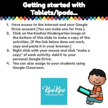 Nonfiction Text Features-Digital Center for Google Classroom
