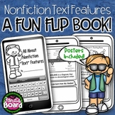 Nonfiction Text Features Booklet and Posters