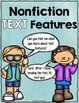 Nonfiction Text Features Book and Posters