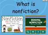 Nonfiction & Text Features Flipchart