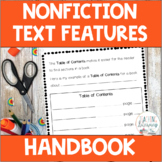 Nonfiction Text Features HANDBOOK for Students - Interacti