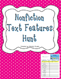 Nonfiction Text Features Hunt