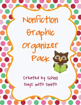 Nonfiction Text Features Pack