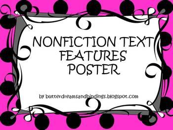 Nonfiction Text Features Polka Dot