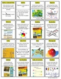 Nonfiction Text Features Poster